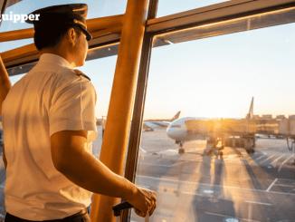 profesi di dunia penerbangan
