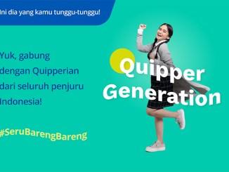 Quipper Generation