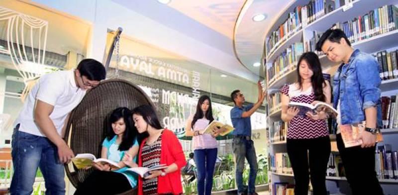 Perpustakaan Atma Jaya