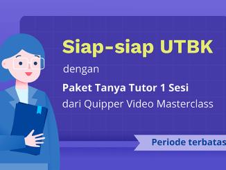 quipper video masterclass 1 sesi