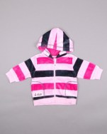 sudadera-a-rayas-en-velour-marca-tenth-de-color-rosa