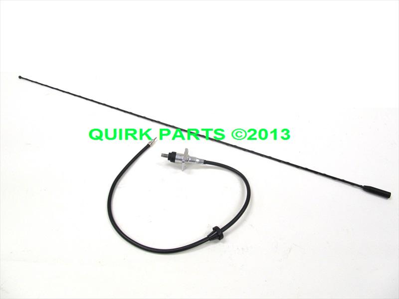 1999-2007 Cadillac Chevy GMC Radio Antenna Cable & Antenna