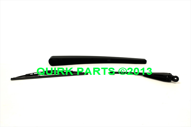 2010-2013 Chevy Equinox & GMC Terrain Rear Wiper Arm/Blade