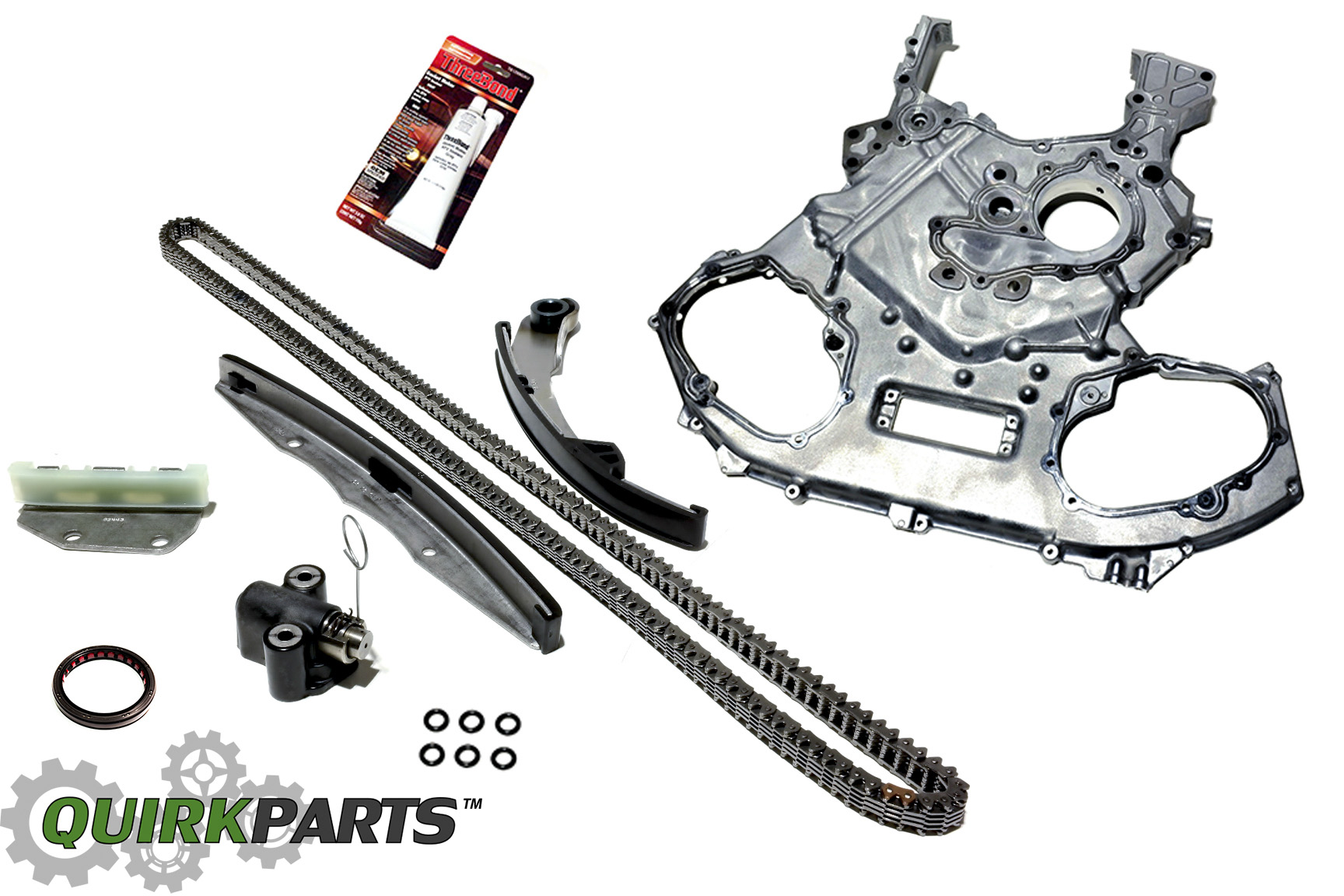 nissan timing chain kit