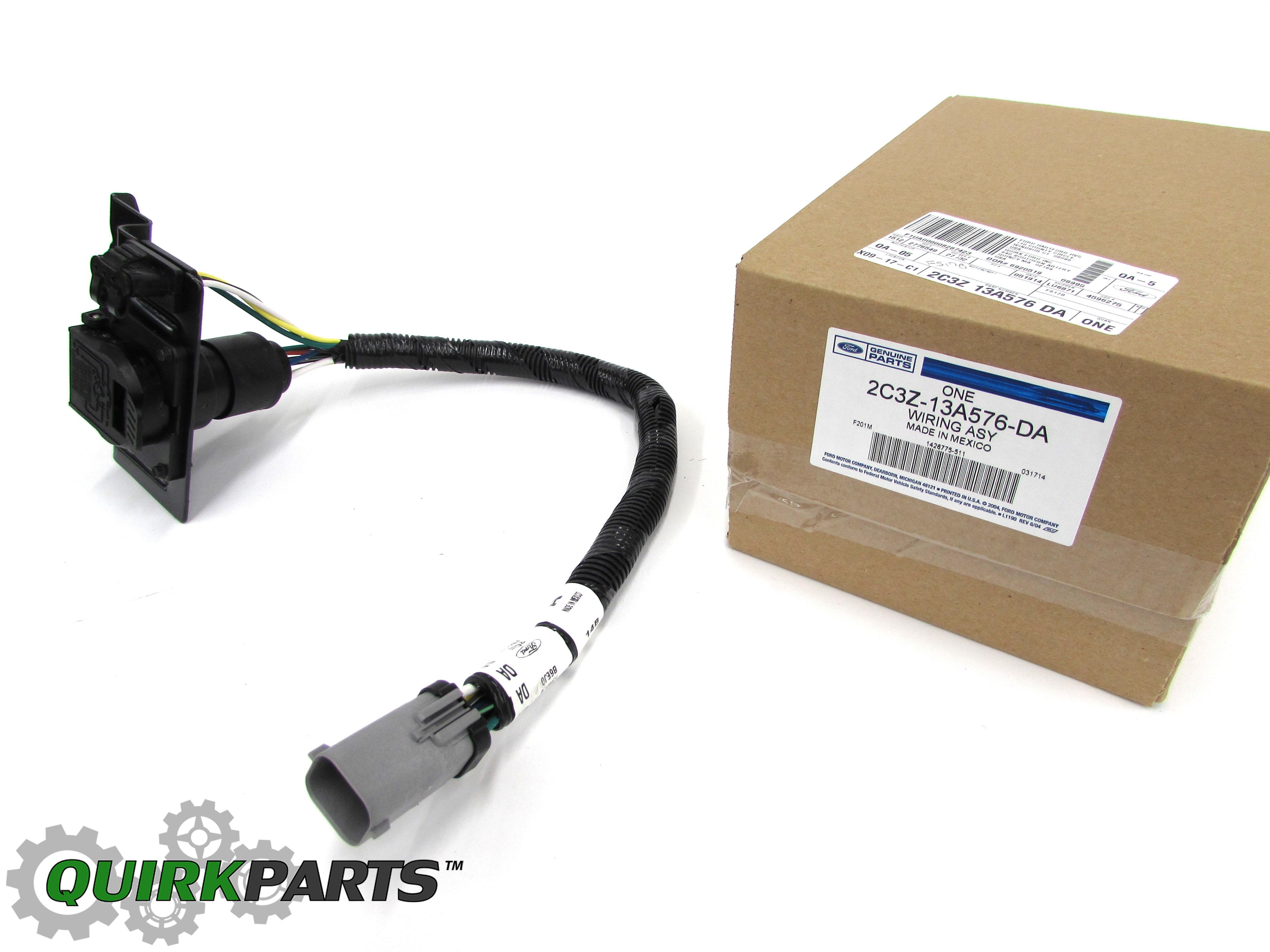 2001 ford f250 trailer plug wiring diagram yamaha banshee headlight 2002 2004 f350 super duty 4 and 7 pin tow