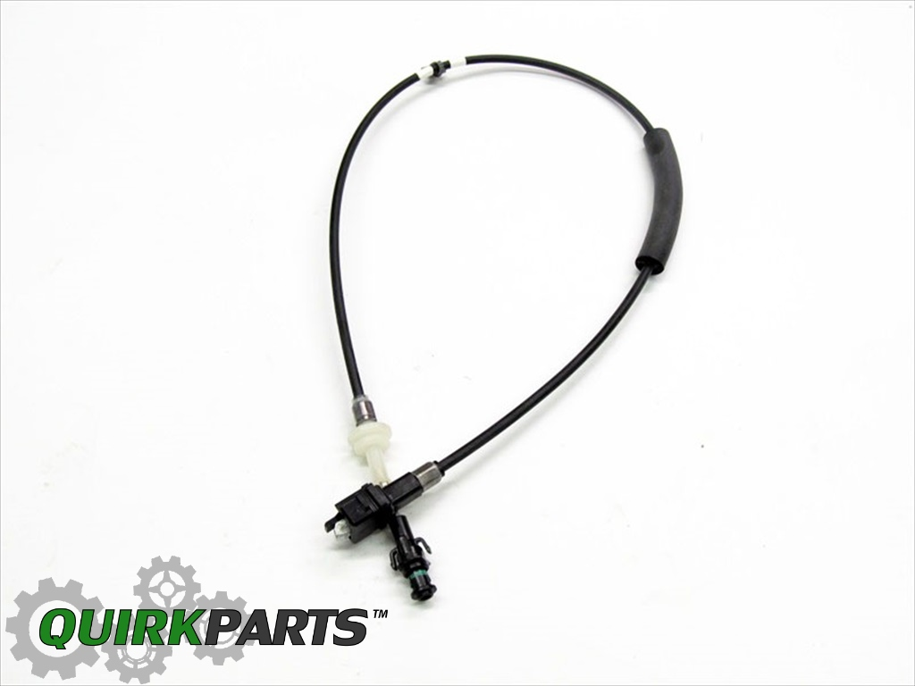 2007-2011 Nissan Versa Shift Interlock Cable Replacement