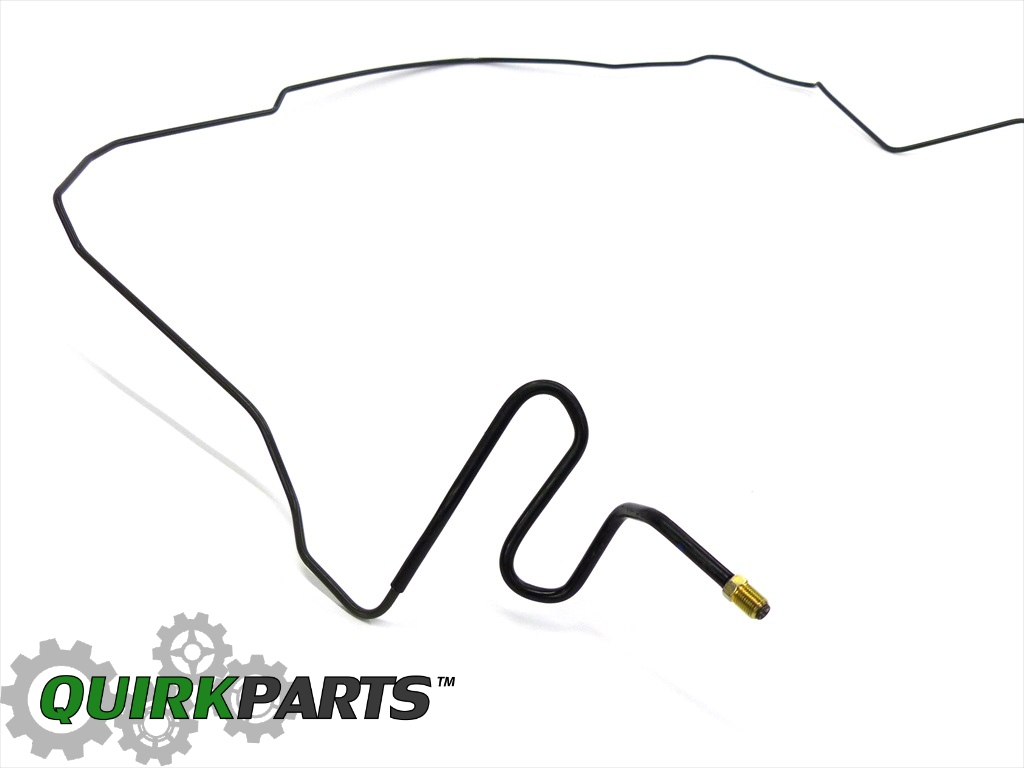 05 Nissan Frontier Pathfinder Xterra Front Right Passenger Brake Line Tube