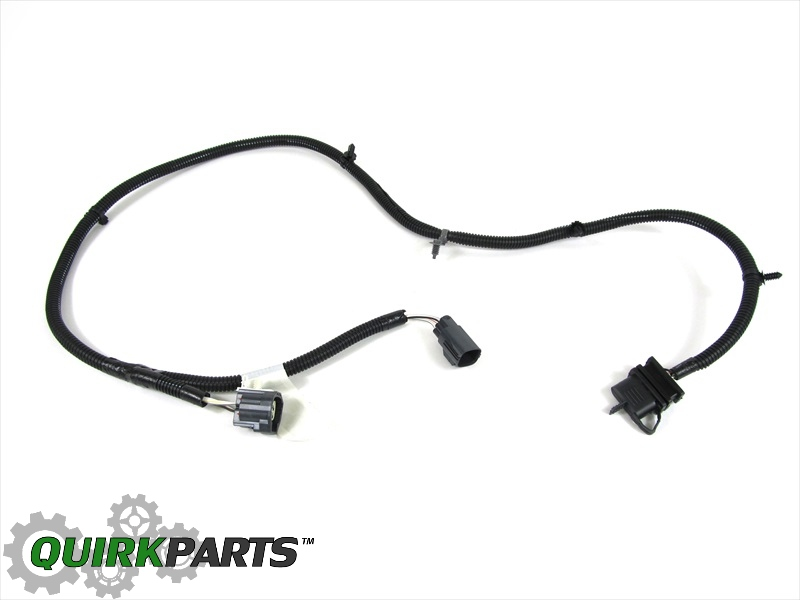 2011-2017 Jeep Wrangler TRAILER TOW WIRING HARNESS OEM NEW