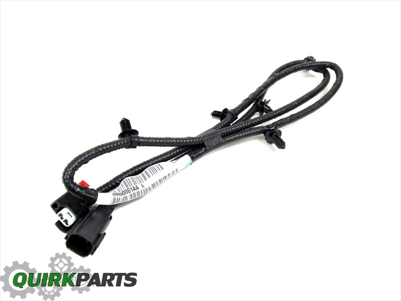 2012-2017 DODGE RAM LAMP LIGHT WIRING HARNESS FOR UNDER