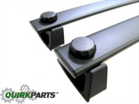 2006-2010 Jeep Commander Roof Rack Cross Rails MOPAR ...