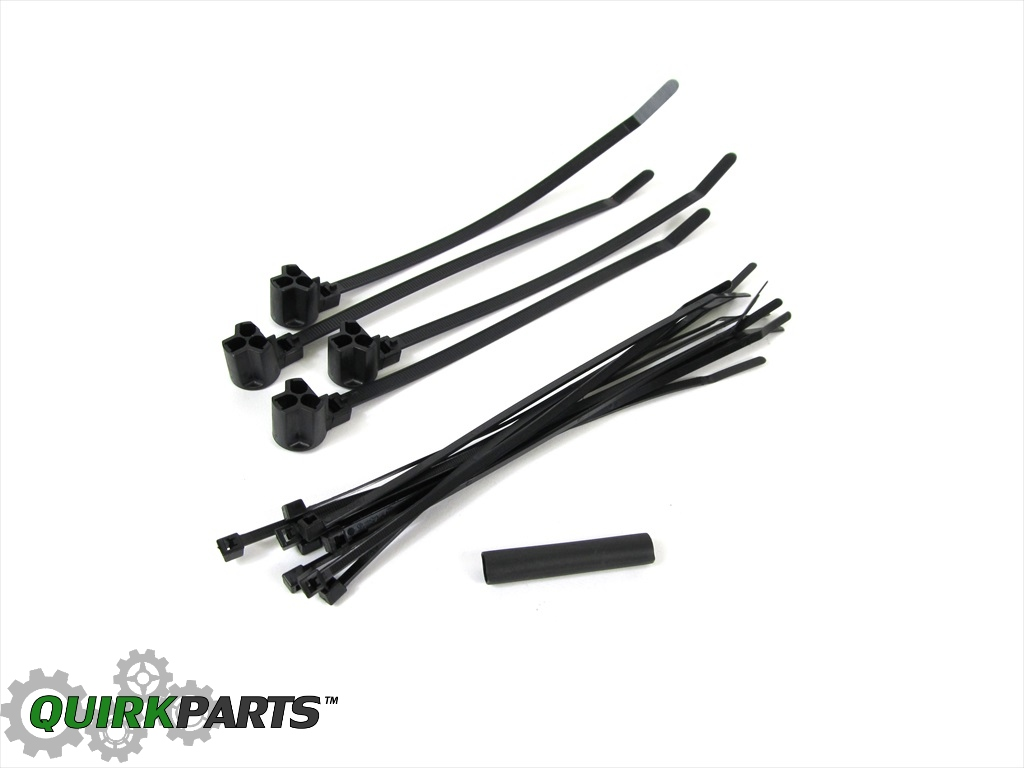 11-13 Jeep Grand Cherokee Dodge Durango TRAILER TOW WIRING