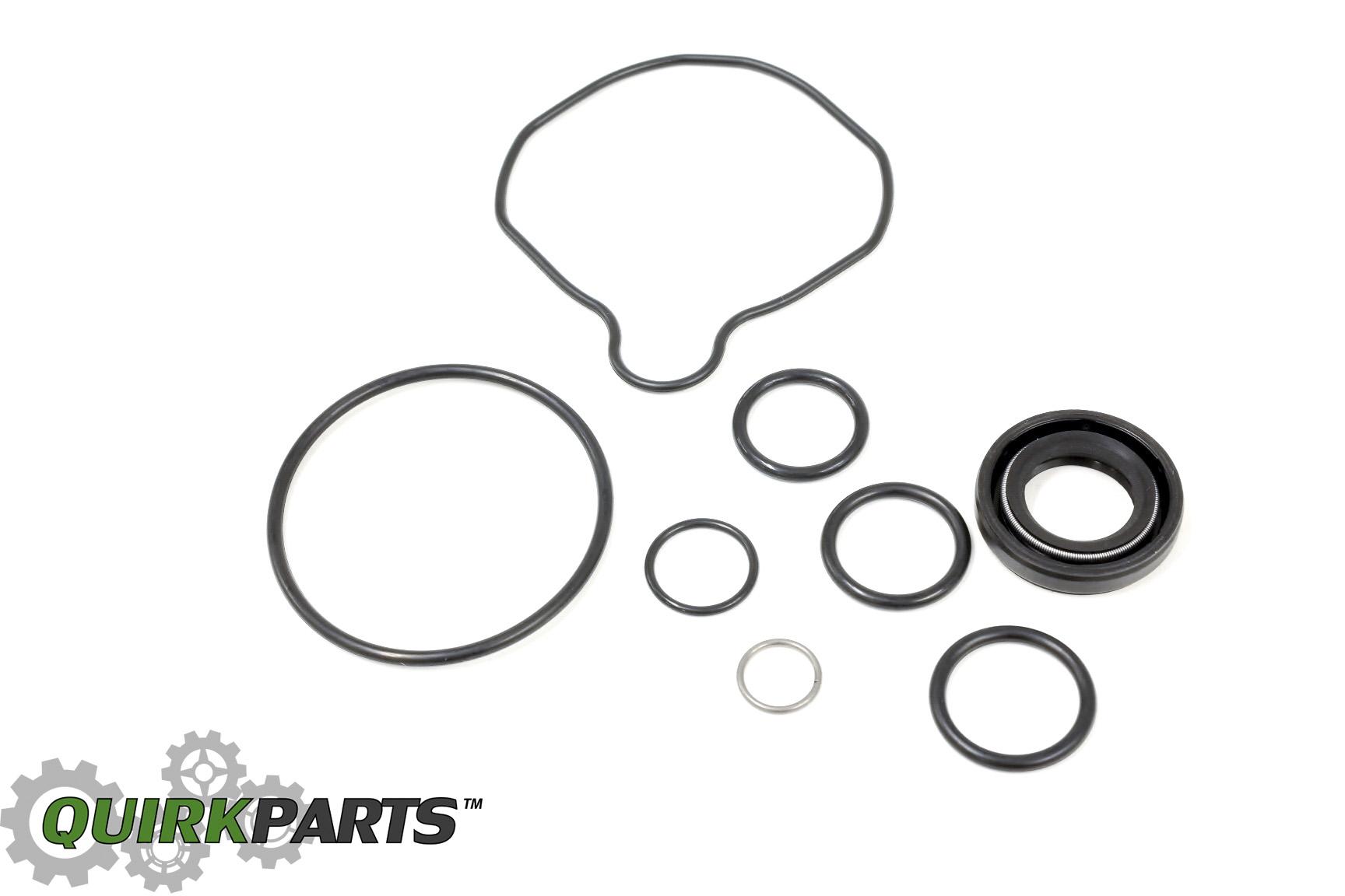 Mazda 3 6 CX-7 Power Steering Gasket Seal Kit OEM GJ6A-32