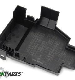 2009 2010 mazda 6 battery fuse box upper cover lid cap oem 2009 mazda 6 fuse [ 4000 x 3000 Pixel ]
