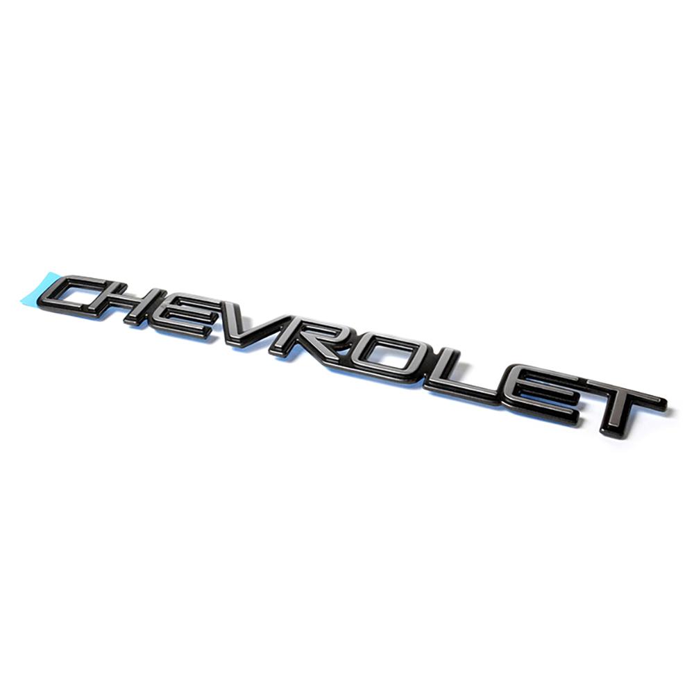 OEM NEW Rear Tailgate Emblem Badge Nameplate Chrome