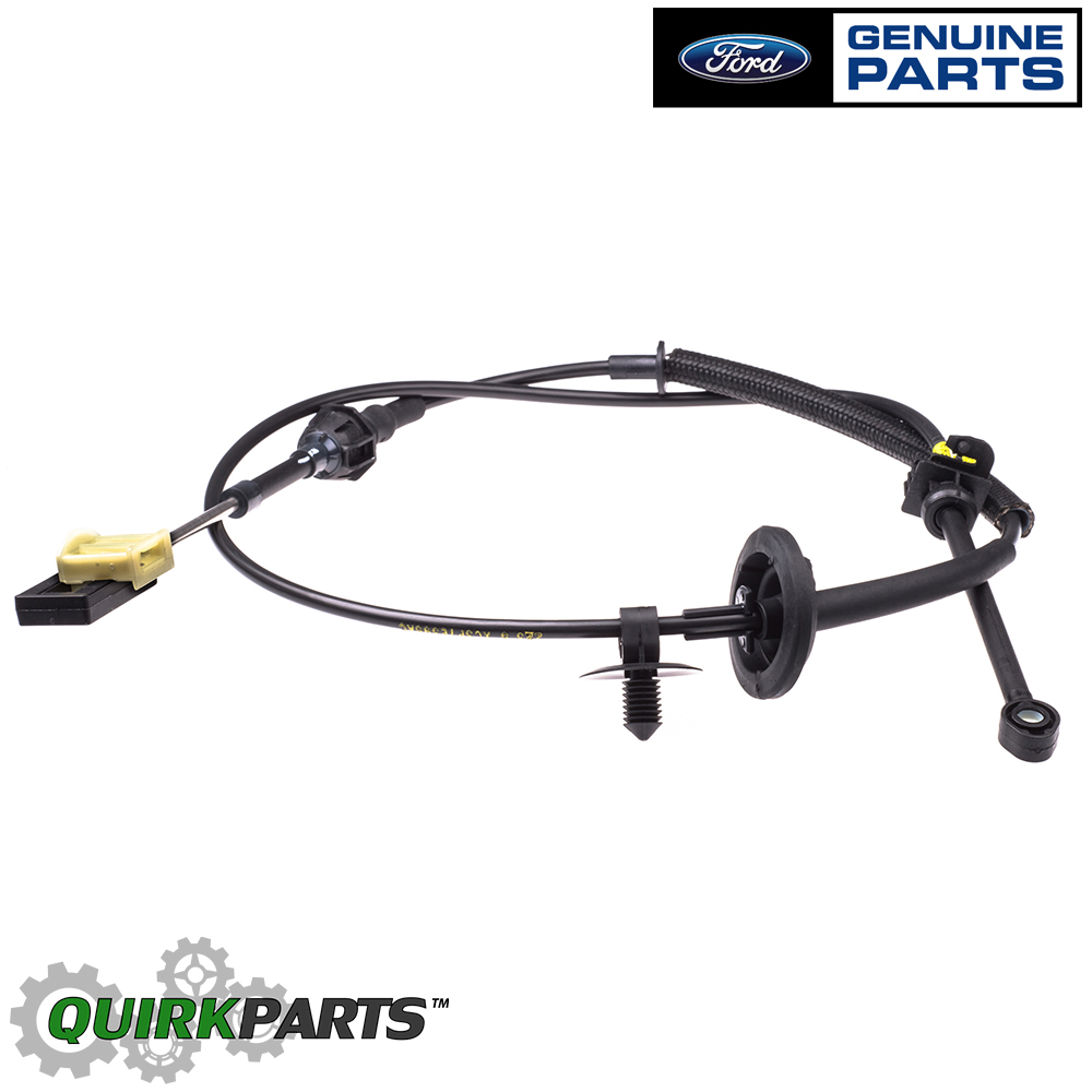 [Install Shift Cable On A 2001 Mercury Mountaineer