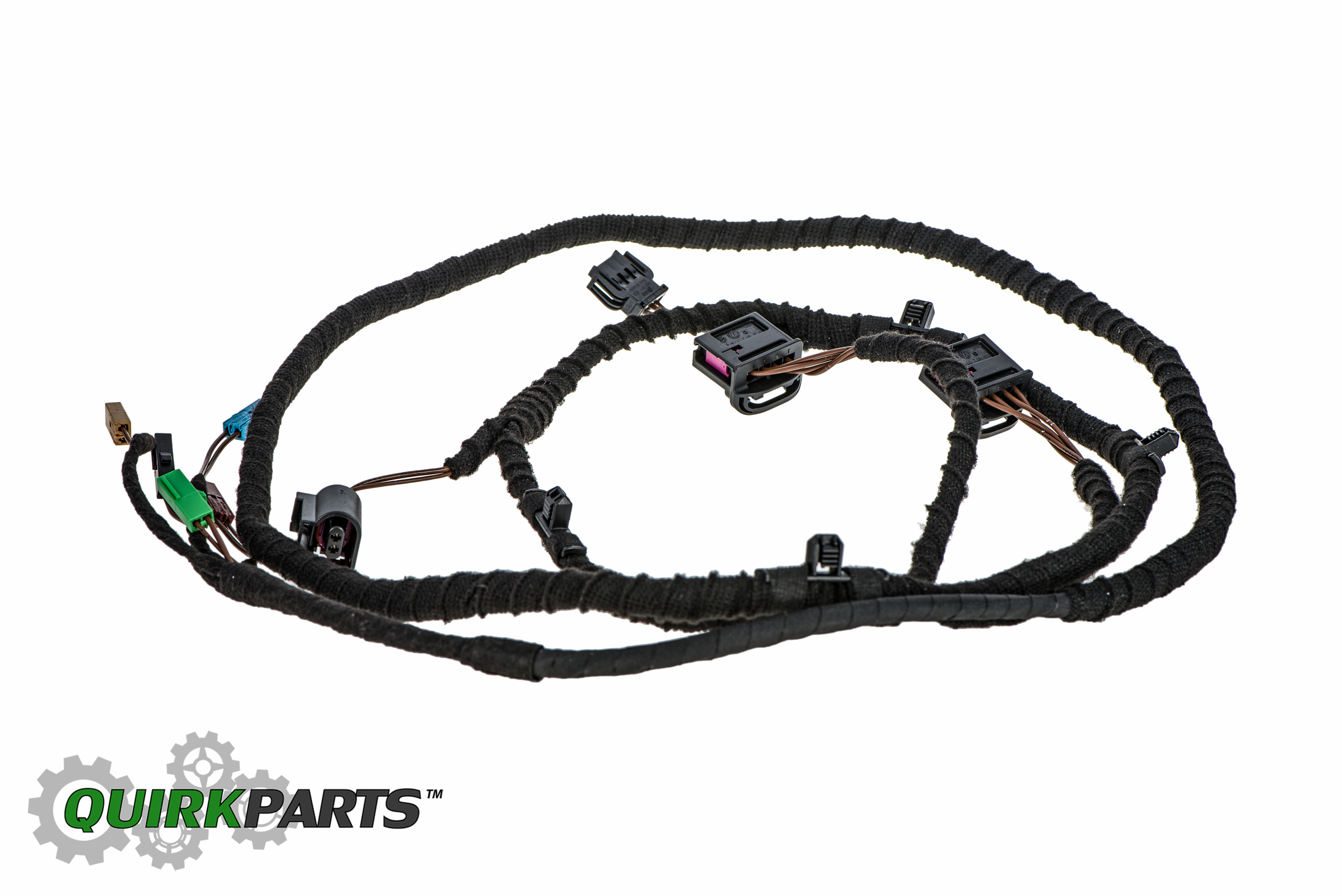 Vw Volkswagen Cc Rear Lift Gate Wiring Harness