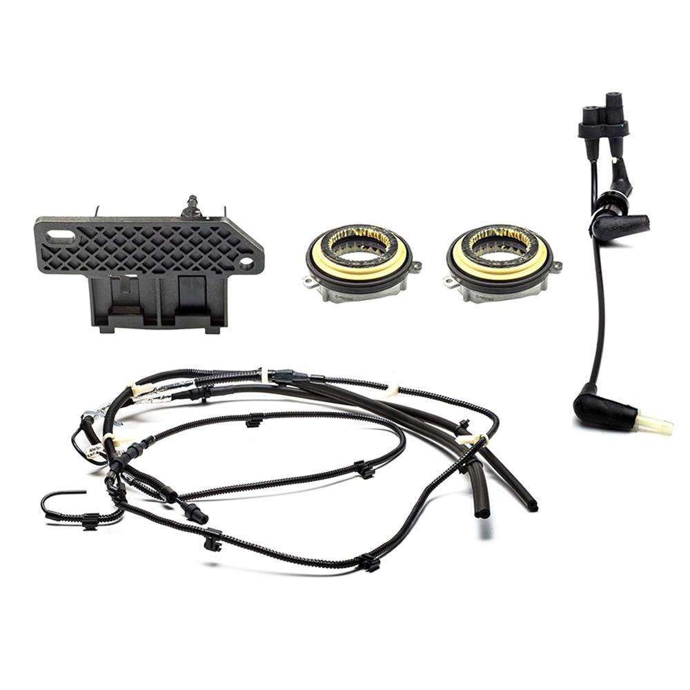 2004-2008 Ford F150 4x4 Auto Lock Hub Actuator Vacuum