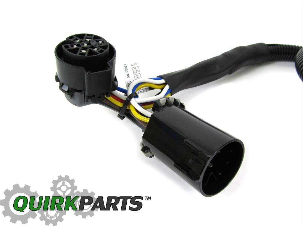 5th Wheel Wiring Harness