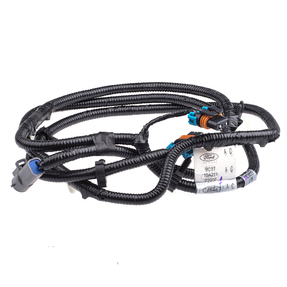 medium resolution of ford f 250 fog light wiring harness ford auto wiring diagram pig harness and lead pig