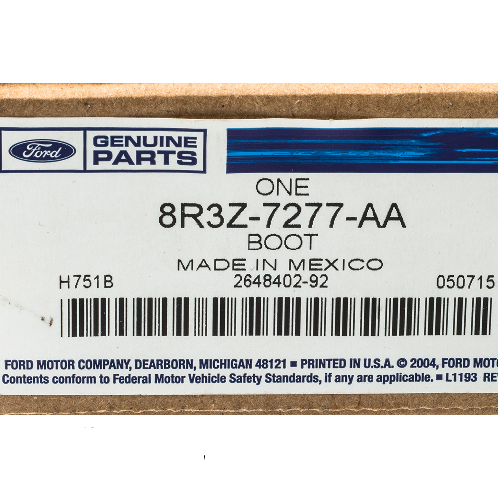 medium resolution of 2005 2009 ford mustang manual transmission shifter boot
