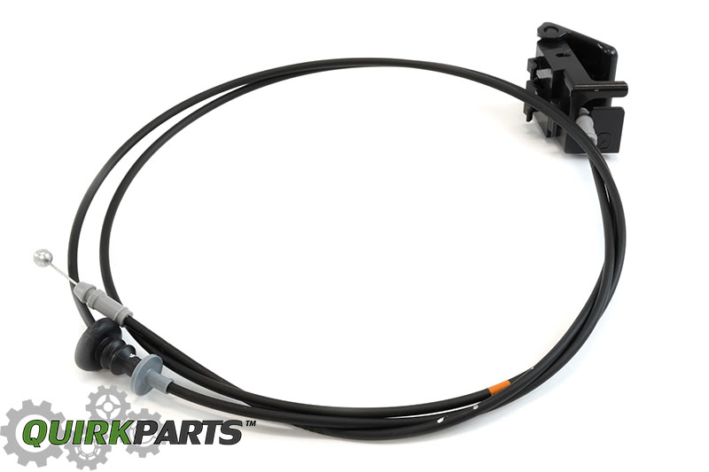 2010-2013 Mazda 3 Hood Release Cable Latch Wire BBM4-56