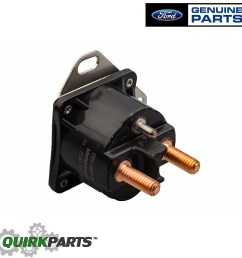 2004 ford f 150 starter wiring diagram ford mustang f150 f250 f350 starter solenoid switch [ 1000 x 1000 Pixel ]