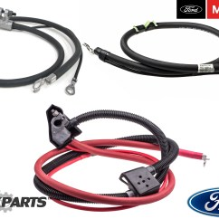97 F250 7 3 Wiring Diagram Pioneer Super Tuner Iii D Mosfet 50wx4 95 Ford F350 3l Diesel Battery Cables Positive
