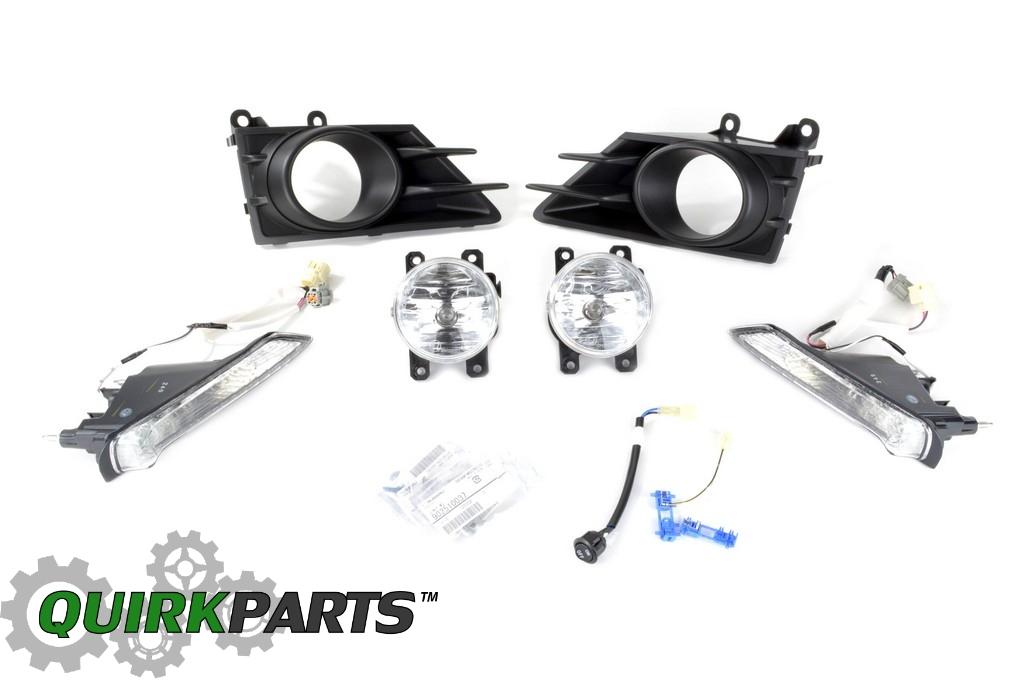 NEW 2013-2016 Subaru BRZ Fog Light Lamp Kit OEM H4510CA000