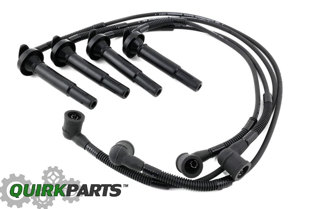 2007-2009 Subaru OEM Spark Plug Wire Set Outback & Legacy