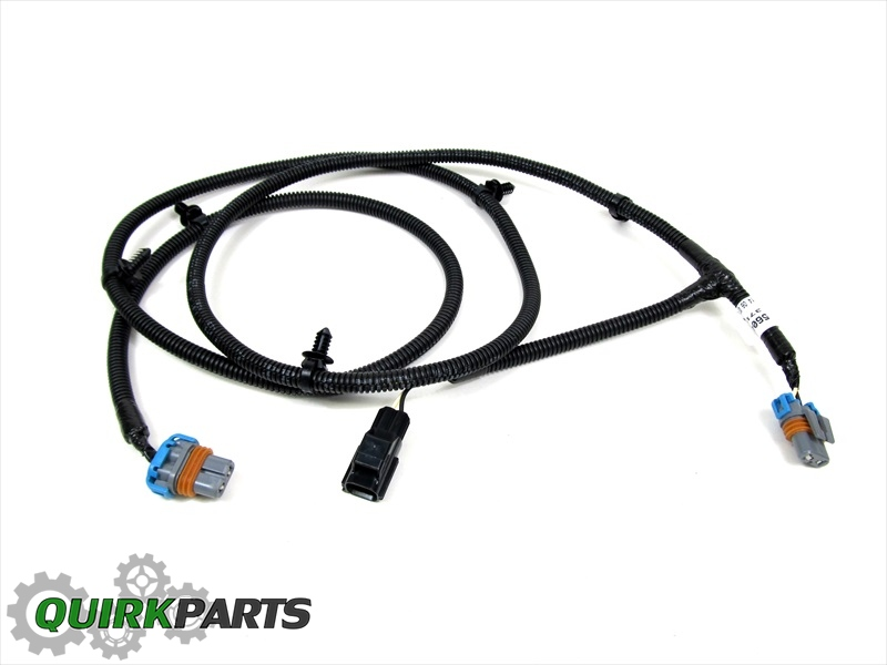 dodge replacement wiring harness