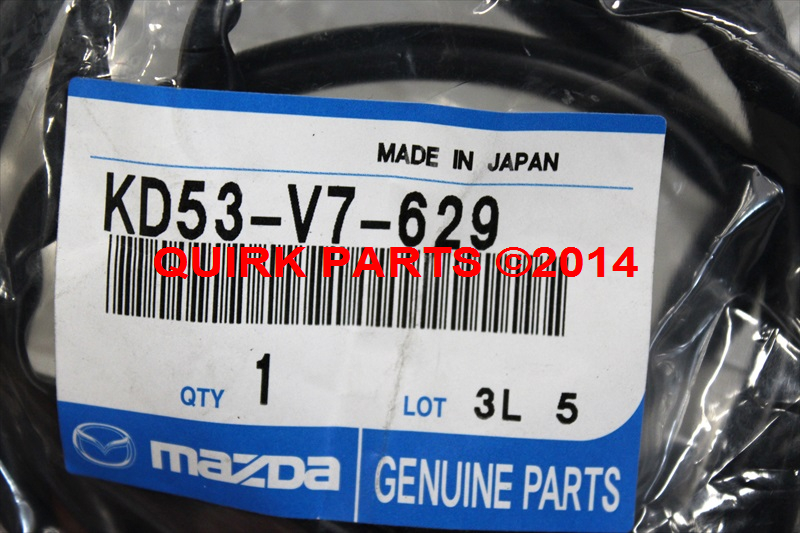 2013 2014 Mazda3 Mazda6 Cx 5 Remote Engine Start System New Kd53 V7