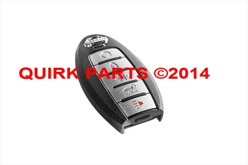 20132017 Nissan Remote Start Issue
