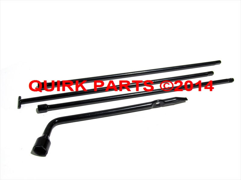 2005-2014 Nissan Frontier Spare Tire Car Jack Tool Kit Bag