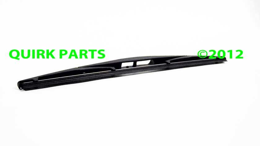 2005-2007 Subaru Impreza Rear Wiper Blade Replacement
