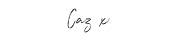 image of my signature