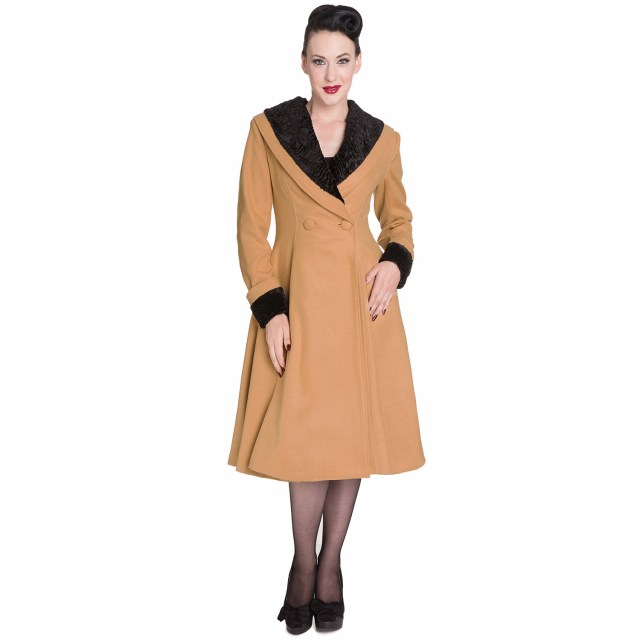 Image of the Vivien coat