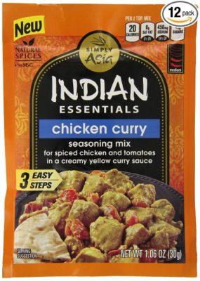 Indian Essentials Chicken Curry Seasoning Mix