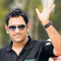 To Captain Cool...