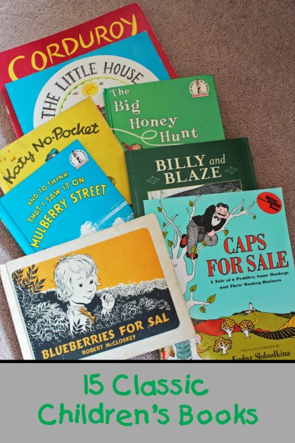 15 Classic Children's Books
