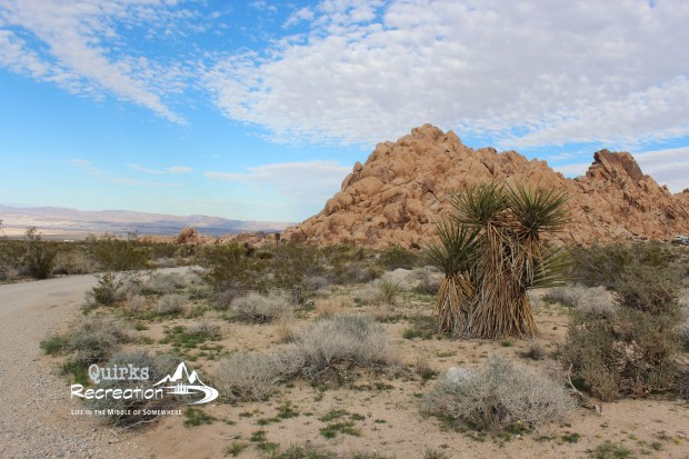 Indian Cove at Joshua Tree National Park