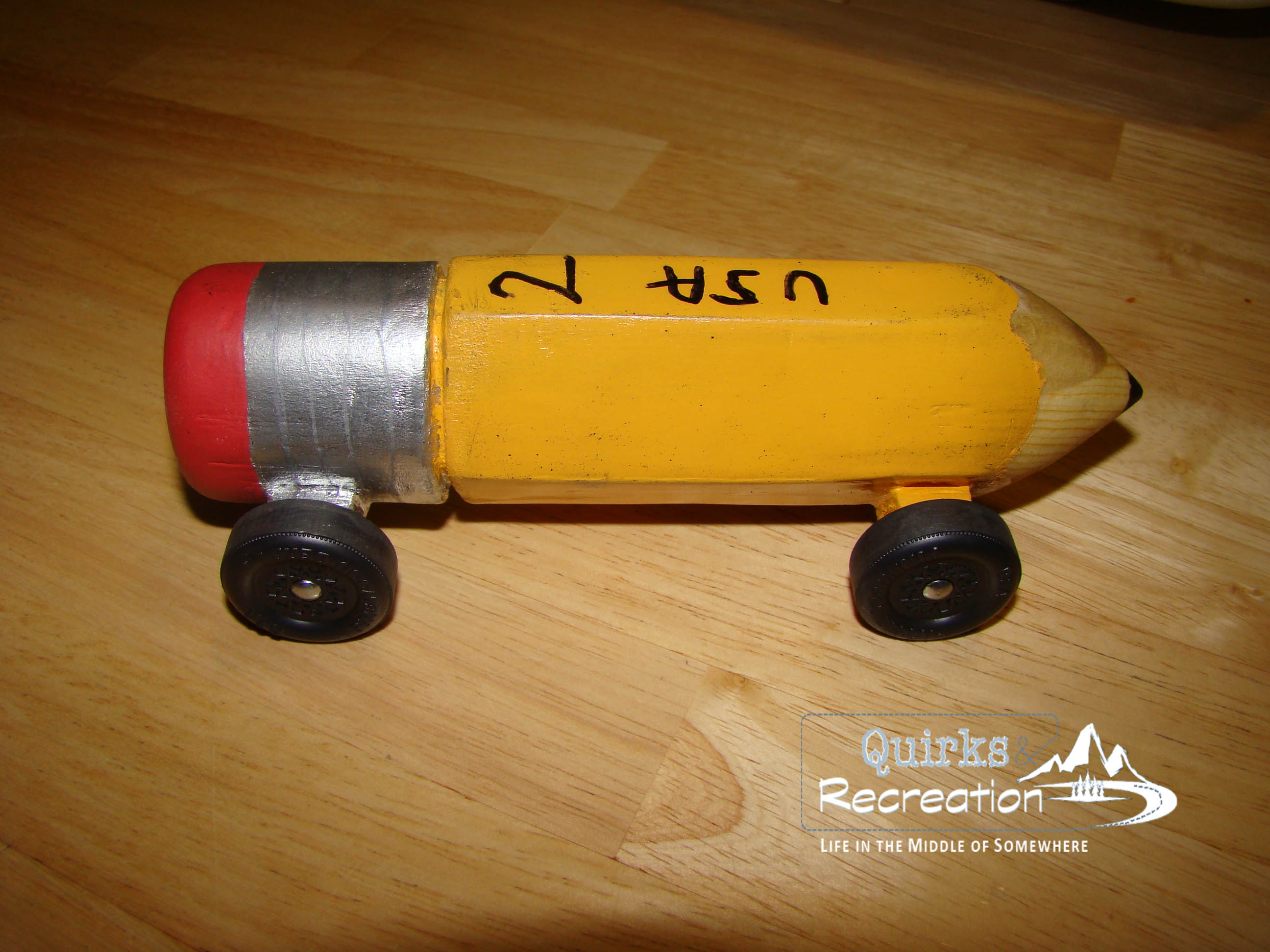 Pinewood Derby Cars Archives Quirks Amp Recreation