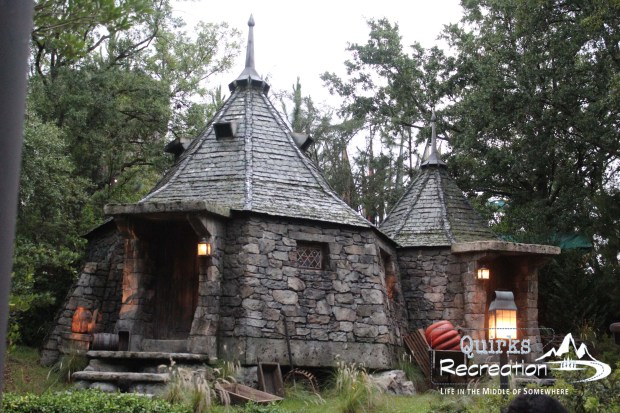 Hagrid's Hut - Islands of Adventure, Universal Orlando