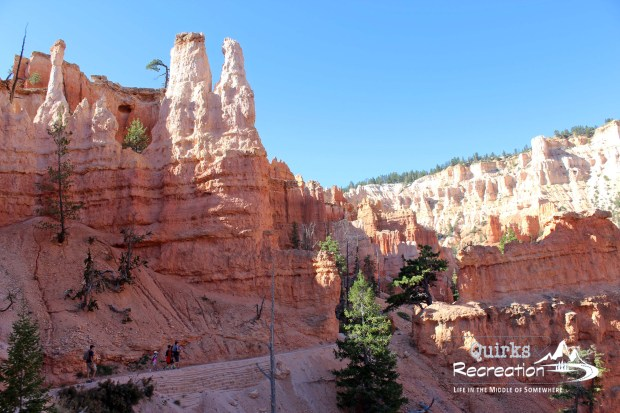 Peekaboo Loop Trail in Bryce Canyon National Park