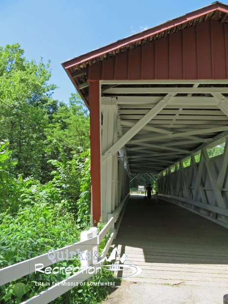 everett covered bridge in ohio