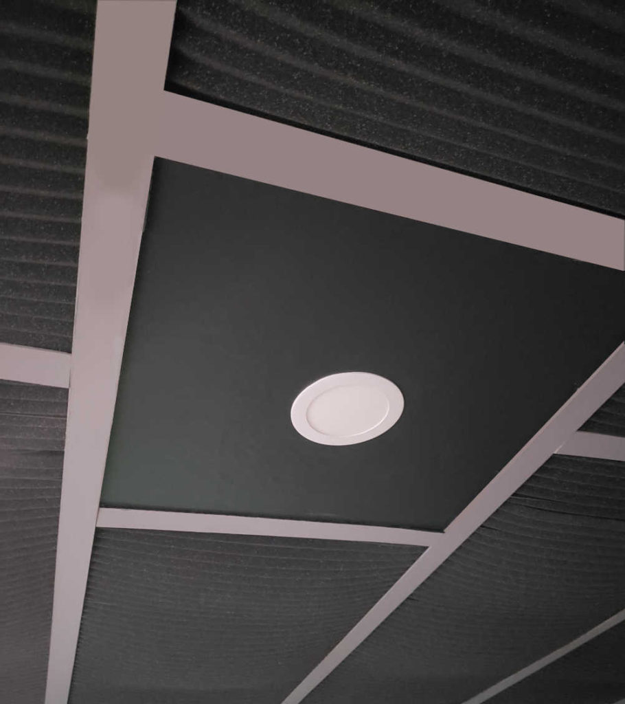 diy drop ceiling makeover quirkshire