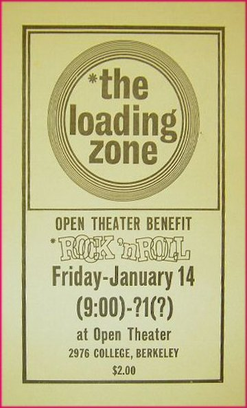 Open Theatre 19660114