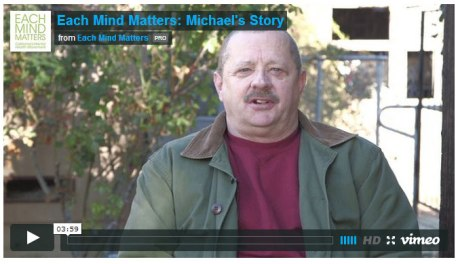 Each Mind Matters: Michael's Story