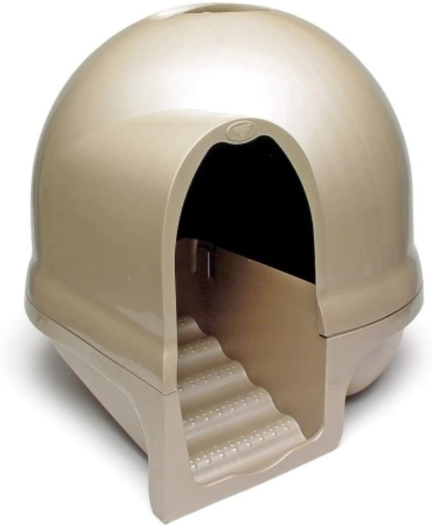 petmate booda dome new cat box