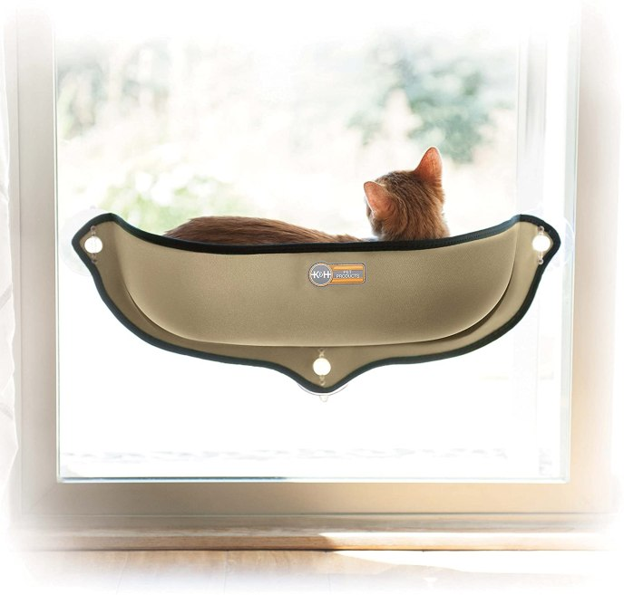 Cat product window perch