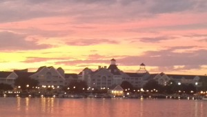 Sunset at the Boardwalk